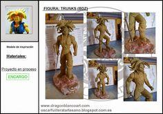 OSCAR FUILLERAT CRUZ: Figura: Trunks (BDZ)