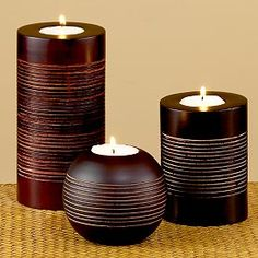 tropical? Candles