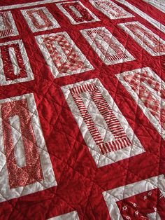 o is for oklahoma quilt | Flickr - Photo Sharing!