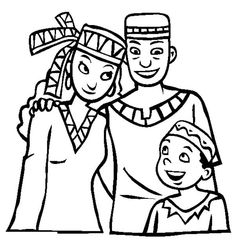 Happy Family At Kwanzaa Coloring Page Family Coloring Pages, Online Coloring Pages, Cartoon Coloring Pages, Free Printable Coloring Pages, Coloring Pages For Kids, Coloring Books, Colouring, Seven Principles Of Kwanzaa