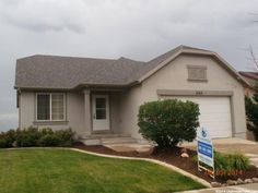 Best price in area. Incredible views of the whole valley, lake, & mountains! Great location on a cul-de-sac. New paint and carpet on main level. Large kitchen with island has new laminate floor. New granite counters in kitchen and main floor bathrooms! Nice size master with walk-in closet, double sinks, & separate tub & shower. Fully finished basement with extra large family room.