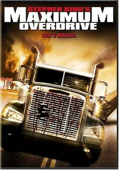 Day 3- Favourite classic horror movie - Maximum Overdrive - No sure if it's a classic or not, but I do remember watching this when I was younger and well I think it's time to relive that childhood :)