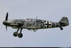 Hispano HA-1112/Bf-109G-6 aircraft picture