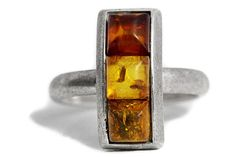 Ring Amber Silver by Tezsahcom https://www.etsy.com/listing/478999829/ring-amber-silver?ref=rss