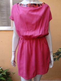 Vestido Pink Disponível somente no tamanho M