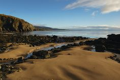 Portling on the Colvend Coast, Dumfries & Galloway Scotland