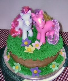 Horse Cakes For Girls Birthday | My Little Pony Birthday Cake — Childrens Birthday Cakes