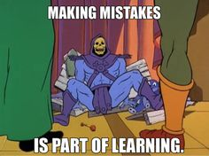 Oh, Skeletor. Kudos Skeletorislove!! (33 Skeletor Affirmations To Get You Through Even The Worst Day -- Buzzfeed)