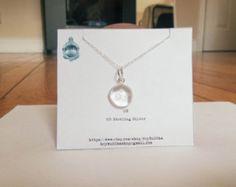 OM Silver Pendant Crystal Necklace, 925 silver, gypsy, bohemian, crystal, sweet 16, wedding gift, bridal, bridesmaid gift, zen, yoga jewelry - Edit Listing - Etsy