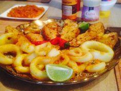 Fish and charmilla