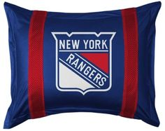 NHL New York Rangers Sidelines Sham