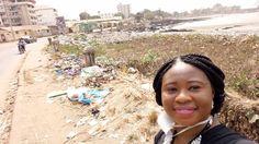 Une activiste guinéenne lance la campagne «Selfie-Déchets» pour s'attaquer aux ordures