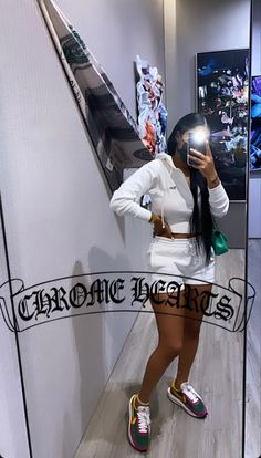Swag Outfits For Girls, Chill Outfits, Teenager Outfits, Spring Outfits, Cute Outfits, Instagram Baddie, Sporty Girls, Fashion Outfits, Fashion Ideas