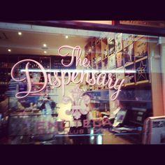 The Dispensary - Chancery Lane Bendigo My Town, Australia, Neon Signs, Spaces, Cool Stuff, Drinks, School, Mini, Happy