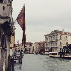 Canal Grande - seen by San Stae