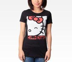 Shop Hello Kitty Tops For Women On Sanrio