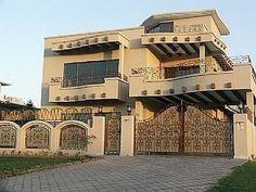 Concept Architecture, Modern Architecture, Pavilion Architecture, Japanese Architecture, Amazing Architecture, Sustainable Architecture, Residential Architecture, Pakistan Home, 10 Marla House Plan
