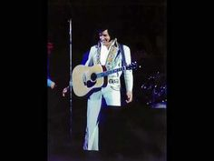 November 1976 Elvis Presley In Concert Convention Center Anaheim, California Elvis Presley Concerts, Elvis Presley Videos, King Elvis Presley, Elvis In Concert, Rock And Roll, Elvis Sings, You're Hot, Beautiful Voice, Graceland