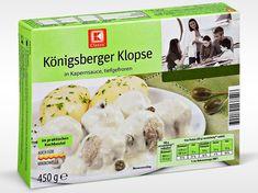 #Salmonellen-Gefahr: Kaufland ruft Königsberger Klopse zurück - Wunderweib: Wunderweib Salmonellen-Gefahr: Kaufland ruft Königsberger…