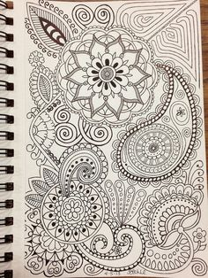 Doodle Art | Flickr - Photo Sharing!  LOVE this one!  :)