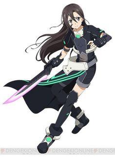 Sword Art Online | Alternate GGO Kirito outfit