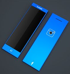 Facebook Concept Phone 2. http://it-supplier.co.uk/