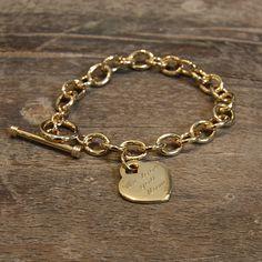 579e6fa5461a4 Atelier de Famille - Bracelet chaîne bijou à personnaliser.