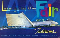 Just a car guy : new photos/slides from the 1964 Worlds Fair