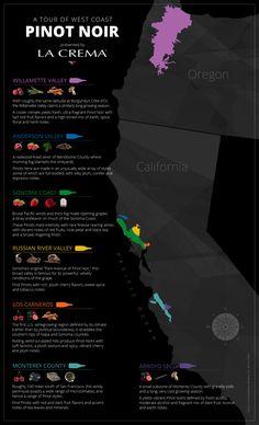 A Tour of West Coast Pinot Noir - La Crema