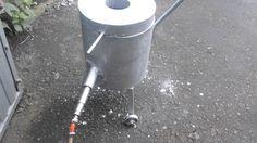 Homemade Aluminum Foundry/Piecyk gazowy do topienia aluminium