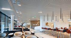 Hunter Douglas Contract at Air-France Noe-Espace