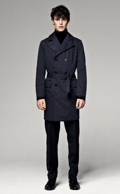 Sisley Man Collection - Look 1