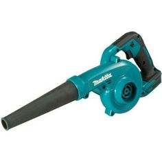 Makita Cordless Blower Lithium-ion Battery Tool #deals #gardening Power To Weight Ratio, Battery Tools, Cordless Tools, Vacuum Bags, Gift Finder, Gardening Supplies, Makita, Leaf Blower, Tool Box