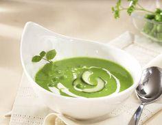 Špenátová polévka Soup, Pudding, Ethnic Recipes, Desserts, Tailgate Desserts, Deserts, Puddings, Soups, Soup Appetizers