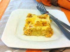 THERMOMIX: Torta rápida de frango e requeijão