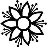 Hawaiian flower clip art black and white clipart panda free 1 mightylinksfo