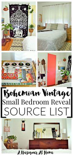 bohemian-vintage-small-bedroom-decor-ideas-where-to-shop-diy-source-list