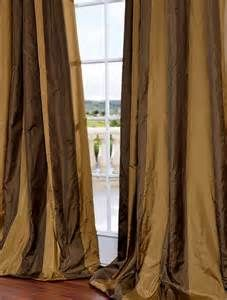 Faux Silk Curtain Panels - Bing Images