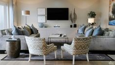 beautiful british home interiors by th2 designs 39
