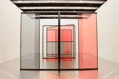 Perpetual Motion installation at Biennale Interieur 2016 by Studio Dessuant Bone Kortrijk  Belgium