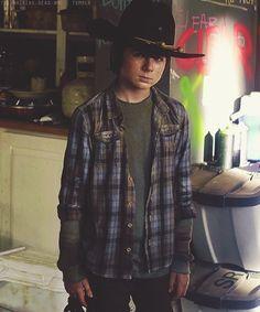chandler riggs walking dead photos | Chandler Riggs: of The Walking Dead | Pop Rocks