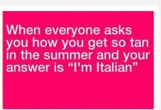 Italian girl problems★