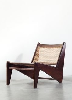 "pierre jeanneret, ""kangourou chair"", 1960"
