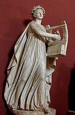 "Kithara (ancient guitar) - Wikipedia, the free encyclopedia - Erato ""Love Poetry"""