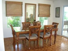 Captivating Tropical Dining Room Sets Ideas - Best inspiration home ...