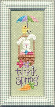 Lizzie Kate Think Spring