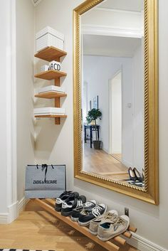 shelves! Scandinavian interior design ideas 37
