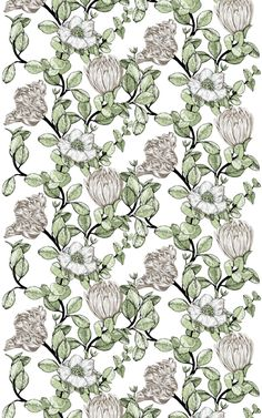 Glamour Fabric – Vallila Online Store Summer Sale, Glamour, Elegant, Stylish, Green, Fabric, Pattern, Colour, Things To Sell
