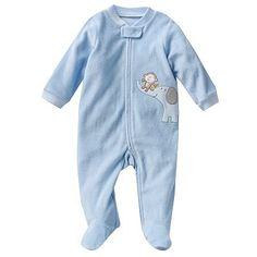 Carter's Elephant and Monkey Sleep and Play - Baby