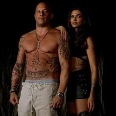 """Deepika Padukone is currently in Toronto shooting for xXx: The Return of Xander Cage alongside Vin Diesel. Now, prepare yourself for a heat wave as the first on-set pictures of them are here: 